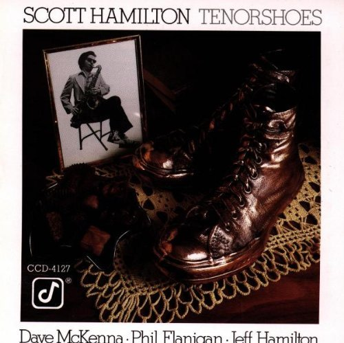 Scott Hamilton Tenorshoes CD R