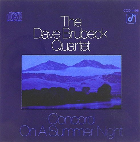 Dave Quartet Brubeck Concord On A Summer Night