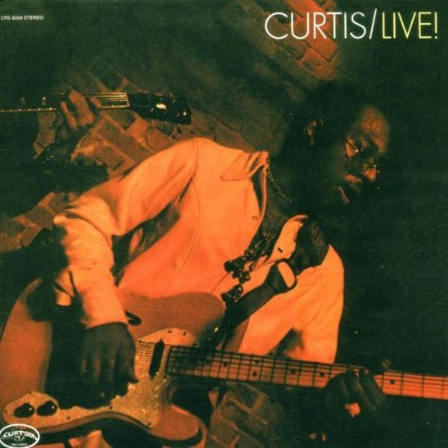 Curtis Mayfield Live!