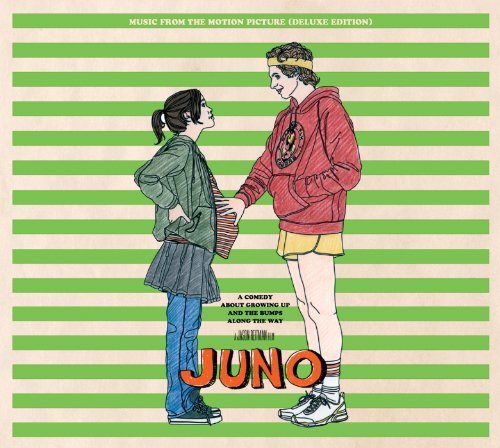 Juno Music From The Motion Pi Soundtrack Deluxe Ed. 2 CD Set