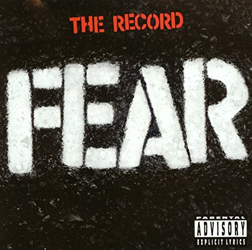 Fear Record Explicit Version Record