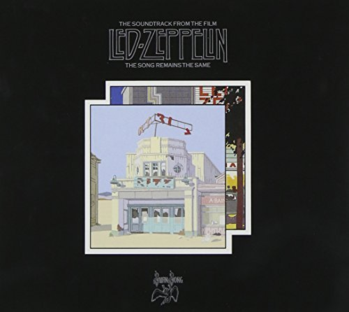 Led Zeppelin Song Remains The Same 2 CD