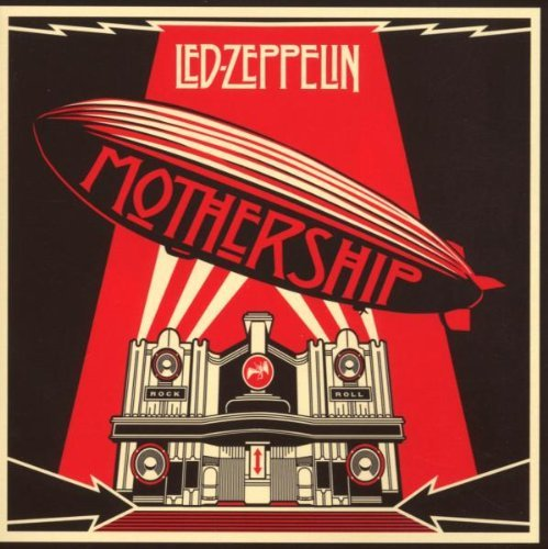 Led Zeppelin Mothership Standard Ed. 2 CD