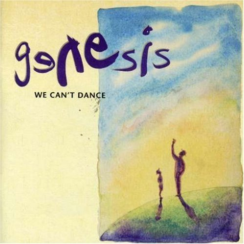 Genesis We Can't Dance Incl. DVD (ntsc)