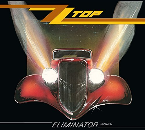 Zz Top Eliminator Incl. Bonus DVD Bonus Tracks
