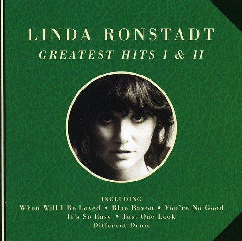 Linda Ronstadt Greatest Hits 1 & 2 Import Gbr