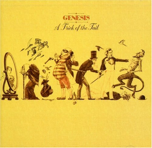 Genesis Trick Of The Tail Incl. Bonus DVD