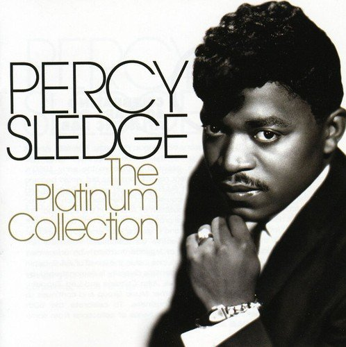 Percy Sledge Platinum Collection Import Gbr
