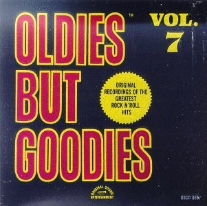 Oldies But Goodies Vol. 7 Oldies But Goodies Paris Sisters Valens Oldies But Goodies