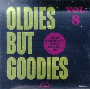 Oldies But Goodies Vol. 8 Oldies But Goodies Dixie Cups Darin Coasters Oldies But Goodies