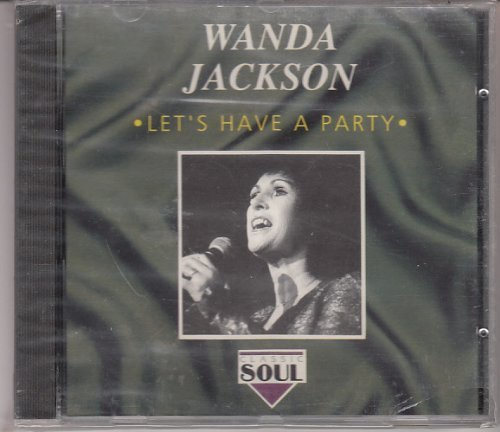 Jackson Wanda Let's Have A Party