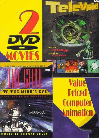 Gate To The Mind's Eye Televoi Simitar DVD Clr Keeper Nr 2 DVD