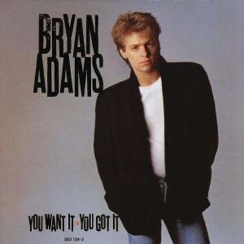 Bryan Adams You Want It Import Eu