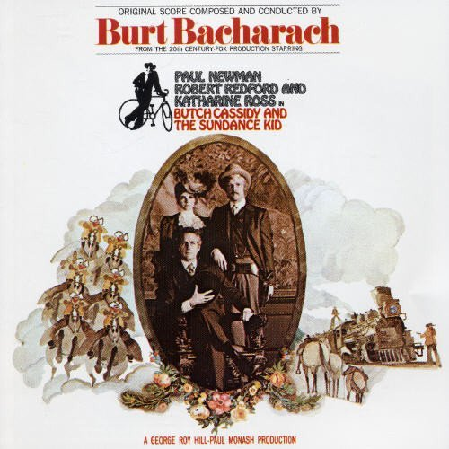 Burt Bacharach Butch Cassidy & The Sundance K Import Eu