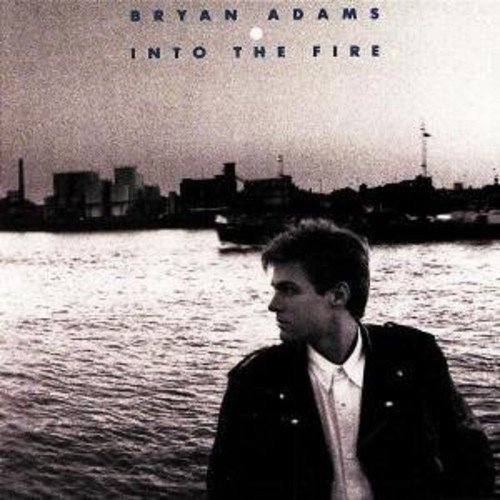 Bryan Adams Into The Fire Import Eu
