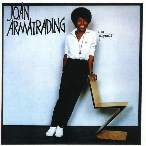 Joan Armatrading Me Meself & I Import Eu