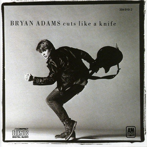 Bryan Adams Cuts Like A Knife Import Gbr