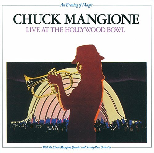 Chuck Mangione Live At The Hollywood Bowl 2 CD