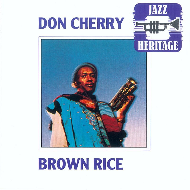 Don Cherry Brown Rice Import Eu