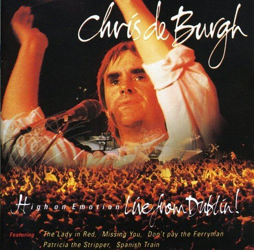 Chris De Burgh High On Emotion Live From Dub Import Deu