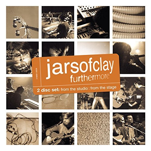 Jars Of Clay Furthermore From The Studio Fr 2 CD Set