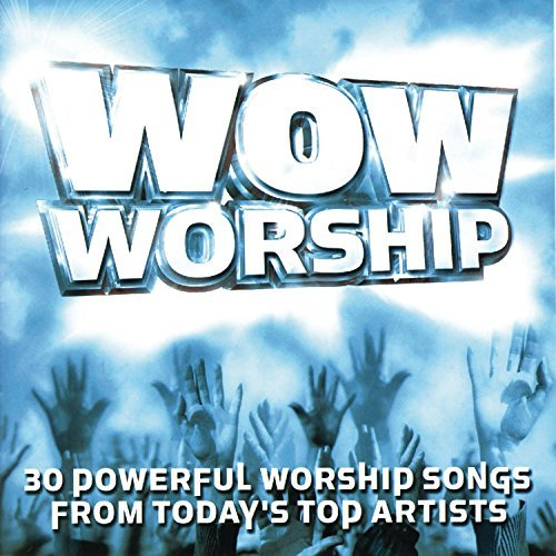 Wow Worship Aqua Wow Worship Aqua Third Day Smith Casting Crowns 2 CD Set