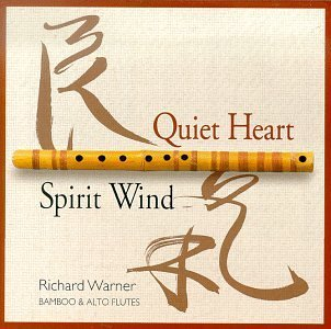 Richard Warner Quiet Heart & Spirit Wind Remastered 2 CD