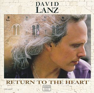 David Lanz Return To The Heart