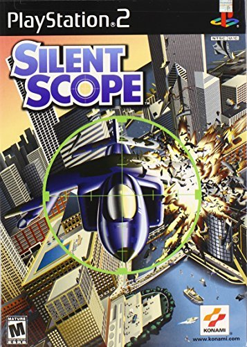 Ps2 Silent Scope M