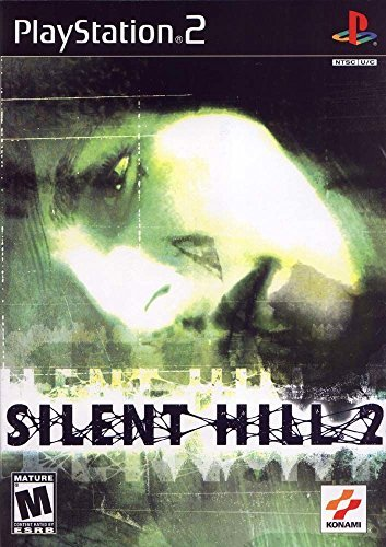 Ps2 Silent Hill 2 M