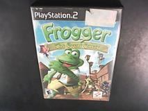 Ps2 Frogger Great Quest Rp