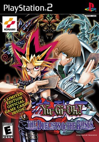 Ps2 Yu Gi Oh Duelist Of The Roses