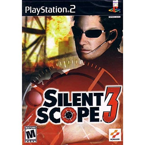 Ps2 Silent Scope 3
