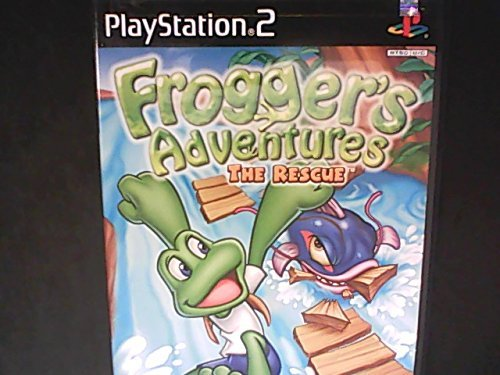 Ps2 Frogger Rescue