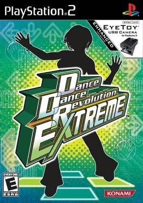Ps2 Dance Dance Revolution Extreme