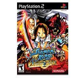 Ps2 Shaman King Power Of Spirit