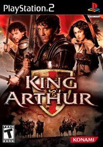 Ps2 King Arthur