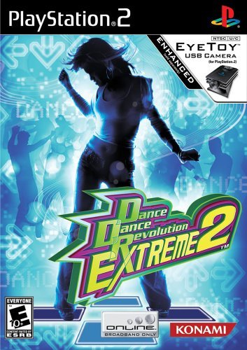 Ps2 Dance Dance Rev. Extreme 2