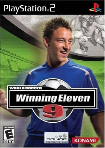 Ps2 World Soccer Winning 11 9