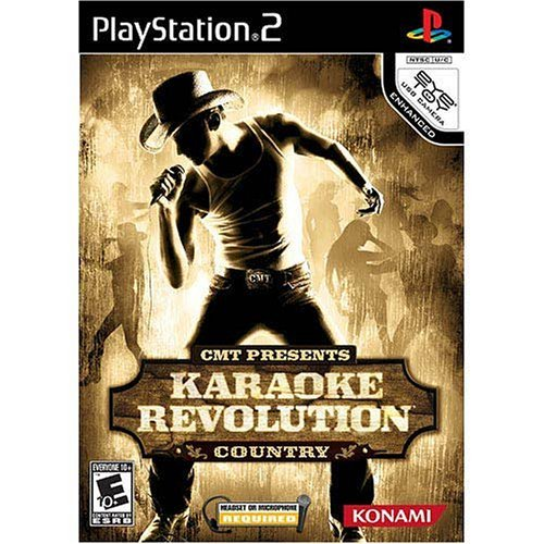 Ps2 Cmt Presents Karaoke Revolution