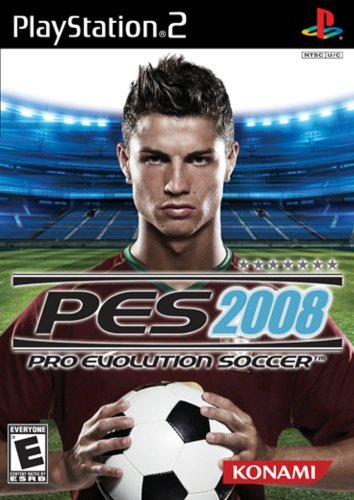 Ps2 Pro Evolution Soccer 2008
