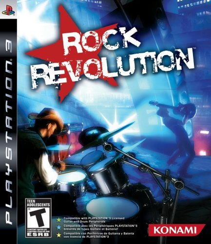 Ps3 Rock Revolution