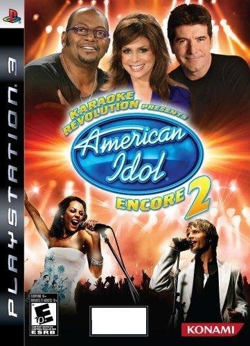 Ps3 Karaoke Revolution Presents American Idol Encore 2