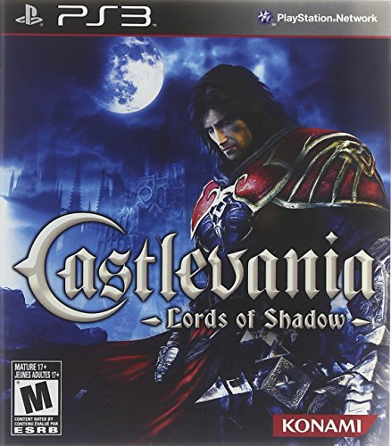Ps3 Castlevania Lords Of Shadow