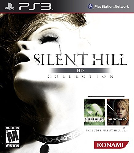 Ps3 Silent Hill Hd Collection
