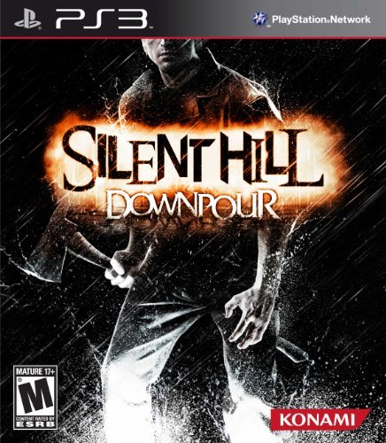 Ps3 Silent Hill Downpour