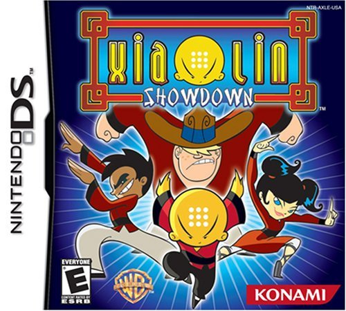 Nintendo Ds Xiaolin Showdown