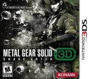 Nintendo 3ds Metal Gear Solid Snake Eater 3d M
