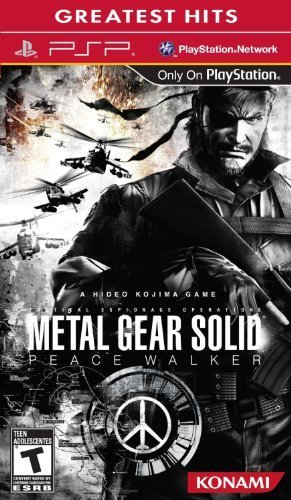 Psp Metal Gear Solid Peace Walker