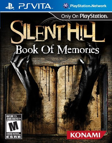 Playstation Vita Silent Hill Book Of Memories Konami Of America M